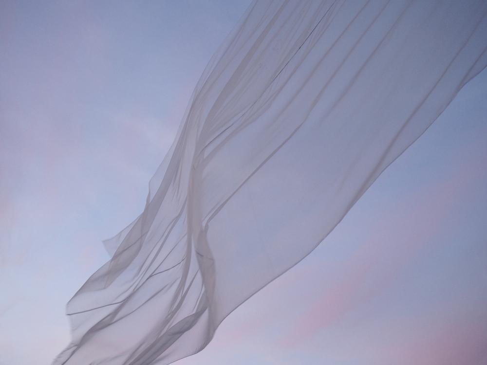 Matthew Bradley &Sundari Carmody,  Winds of Increasing Magnitudes , 2015,  Climate Century , Port Adelaide, photography by Sandra Elms.