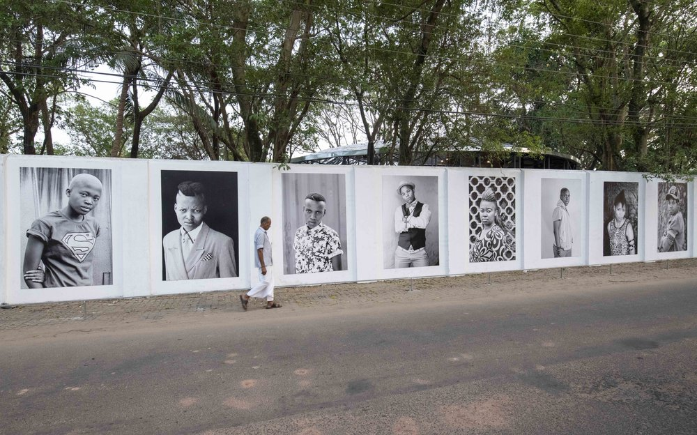 Zanale Muholi, 2018 Kochi-Muziris Biennale. Courtesy Kochi Biennale Foundation.