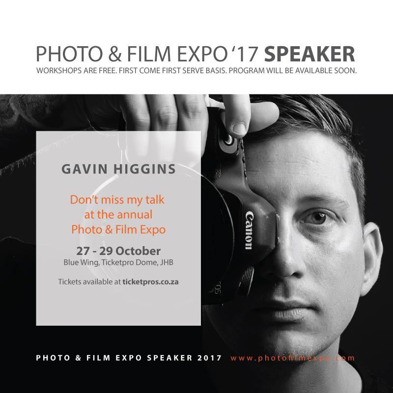 Speaker; Photo Film Expo 2017