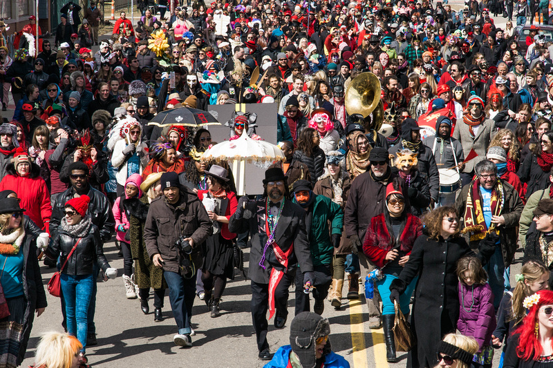 Marche Du Nain Rouge - Kate Cho Photography