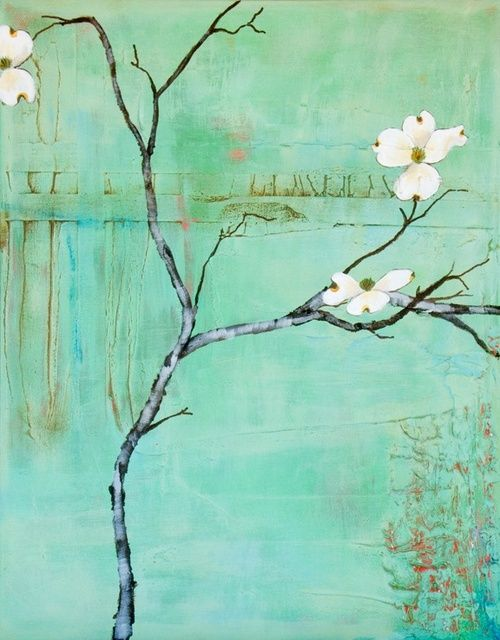 Dogwood on Turquoise III.jpg