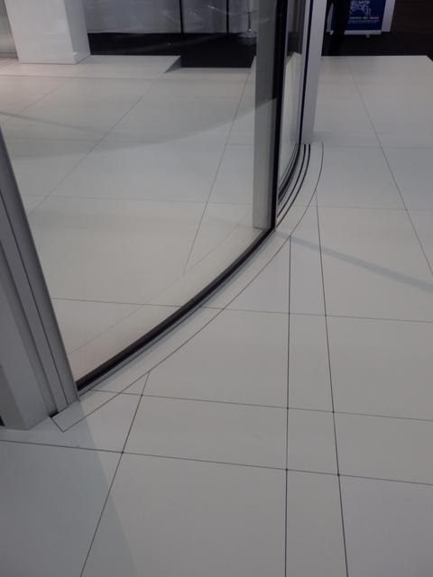 Vitrocsa minimal windows curved sliding large panels not Fineline