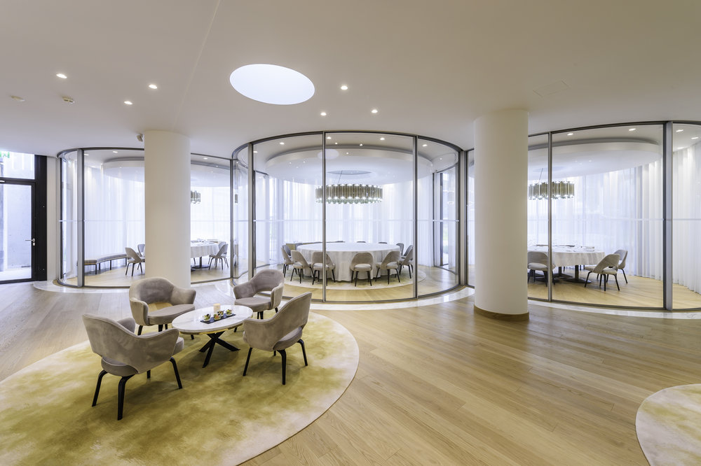 piaget vip rooms - worldwide project