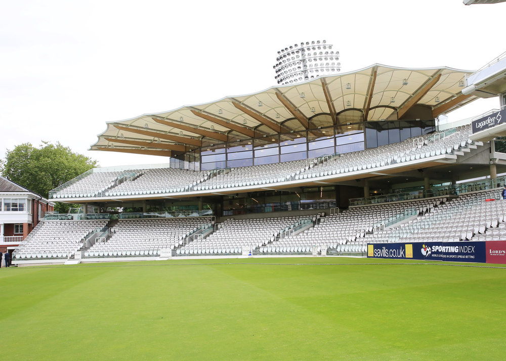 LORD'S CRICKET WARNER STAND