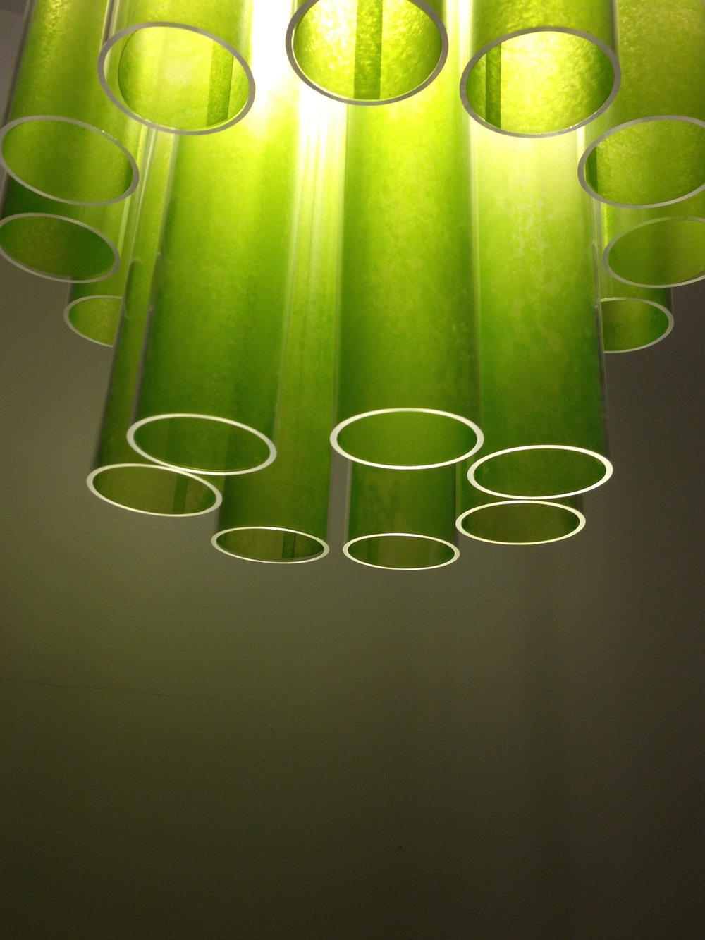 Solar Chandelier - L-ight.co.uk