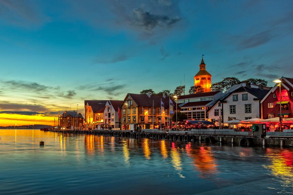 Роскошные пейзажи Норвегии - Страница 2 ?format=1000w