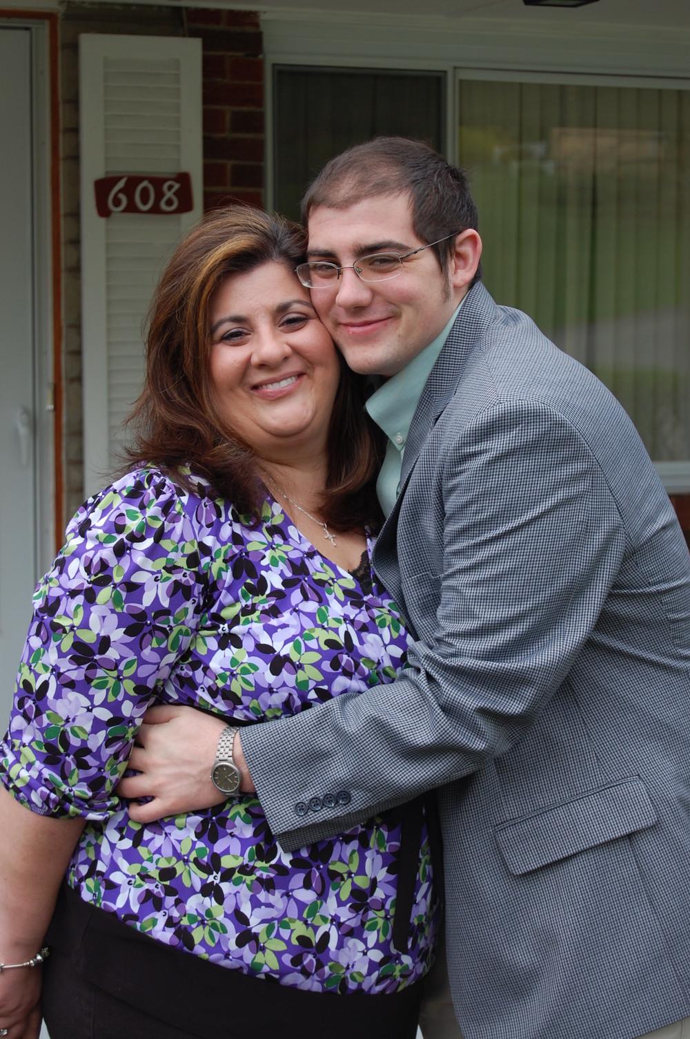 Mom and Randy