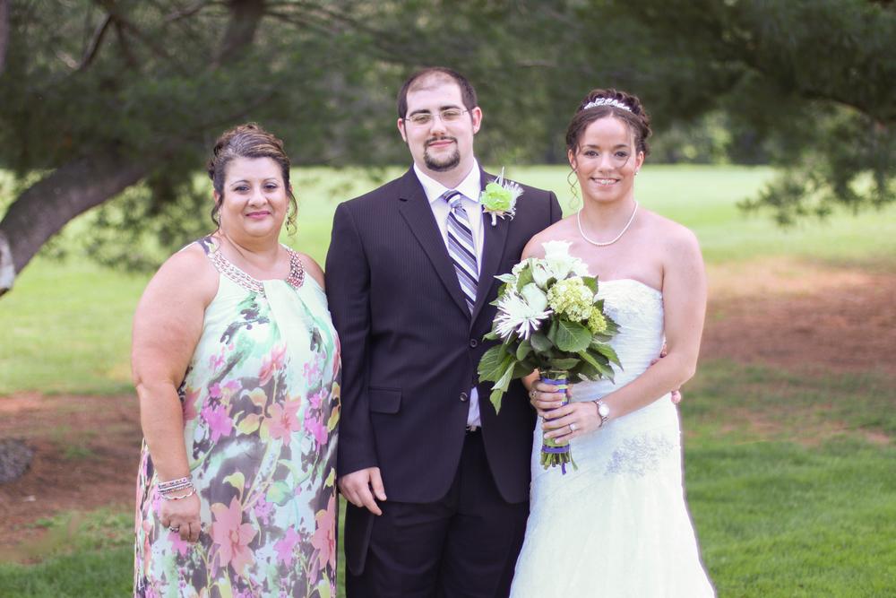 Mom, Randy, and Megan - Jessica Krzywicki Photography