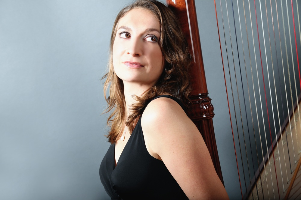 Simone Geyer - Harfe