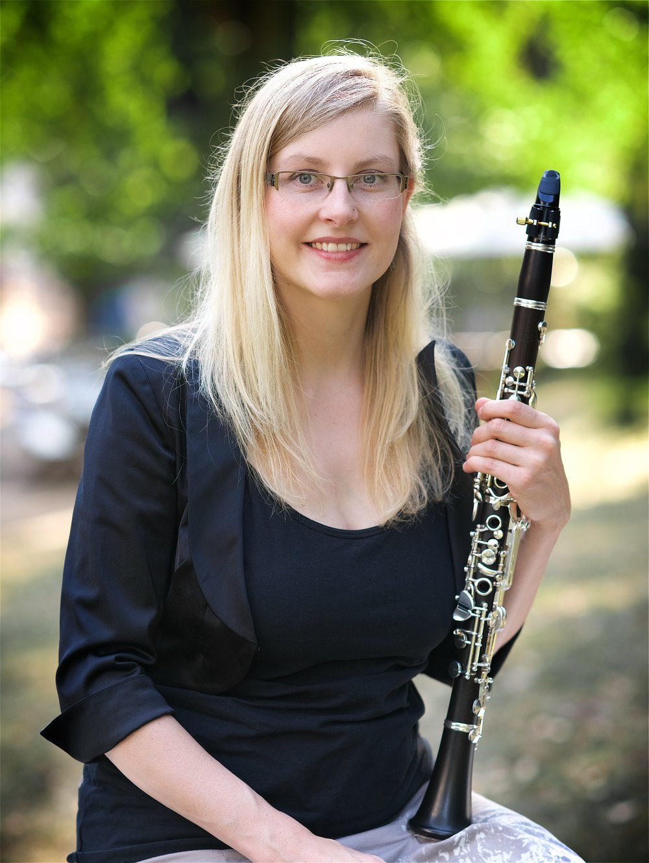 Karolin Ketzel-Grüneberg - Klarinette