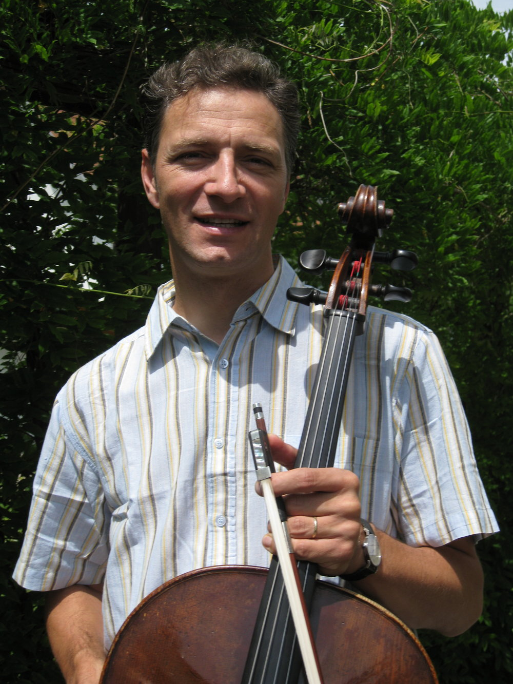 Stephan Wünsch - Cello