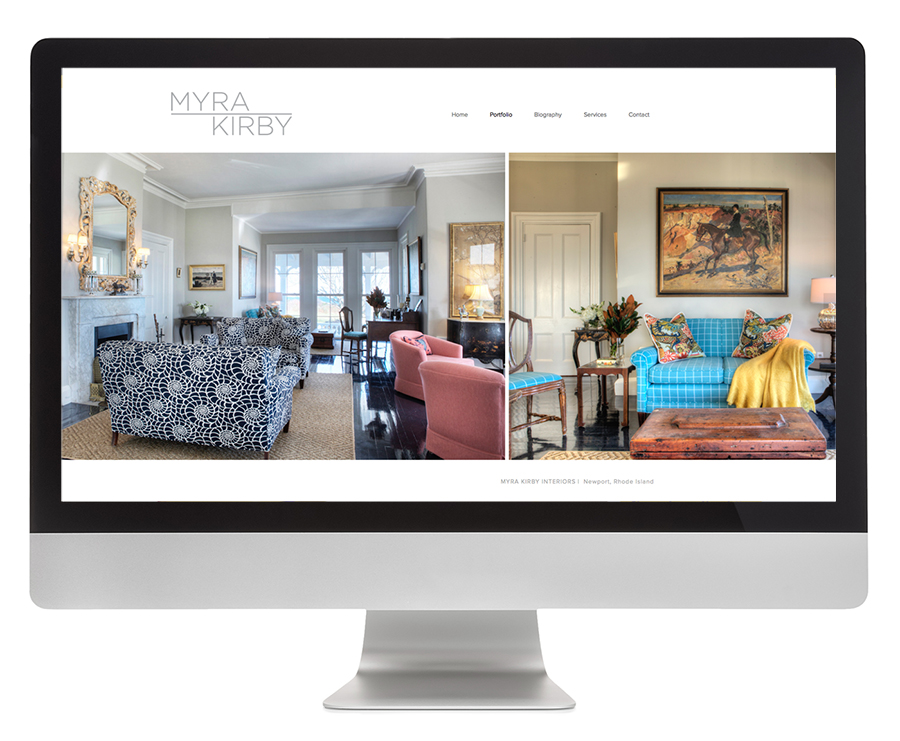 Myra Kirby / Interior Designer