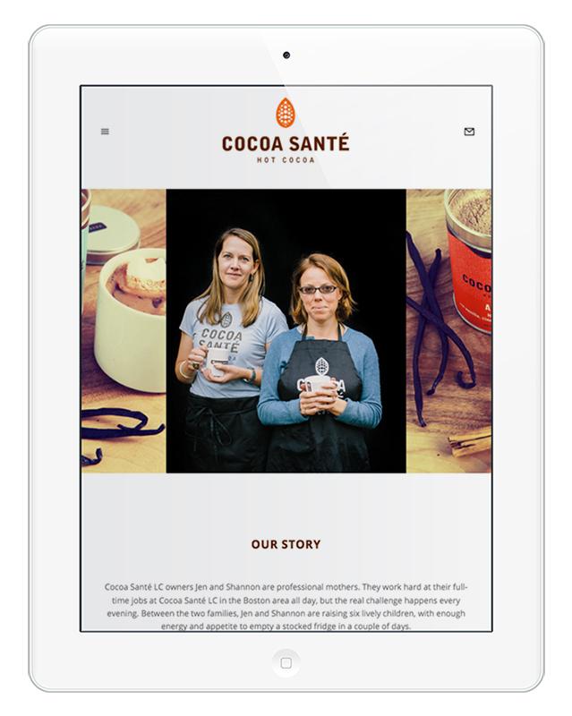 Cocoa Santé / Hot Cocoa company