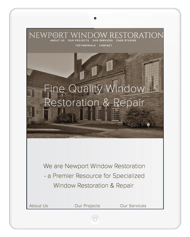 Newport Window Restoration / Specialized Window Repair & Restoration