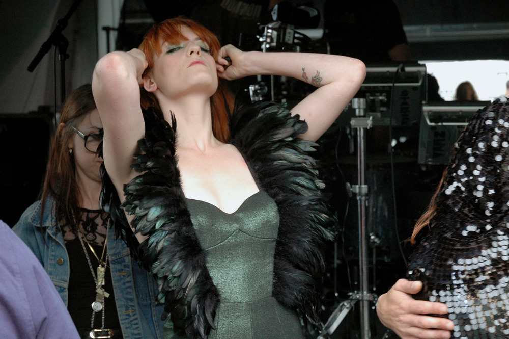 Florence and the Machine - Lovebox 2009
