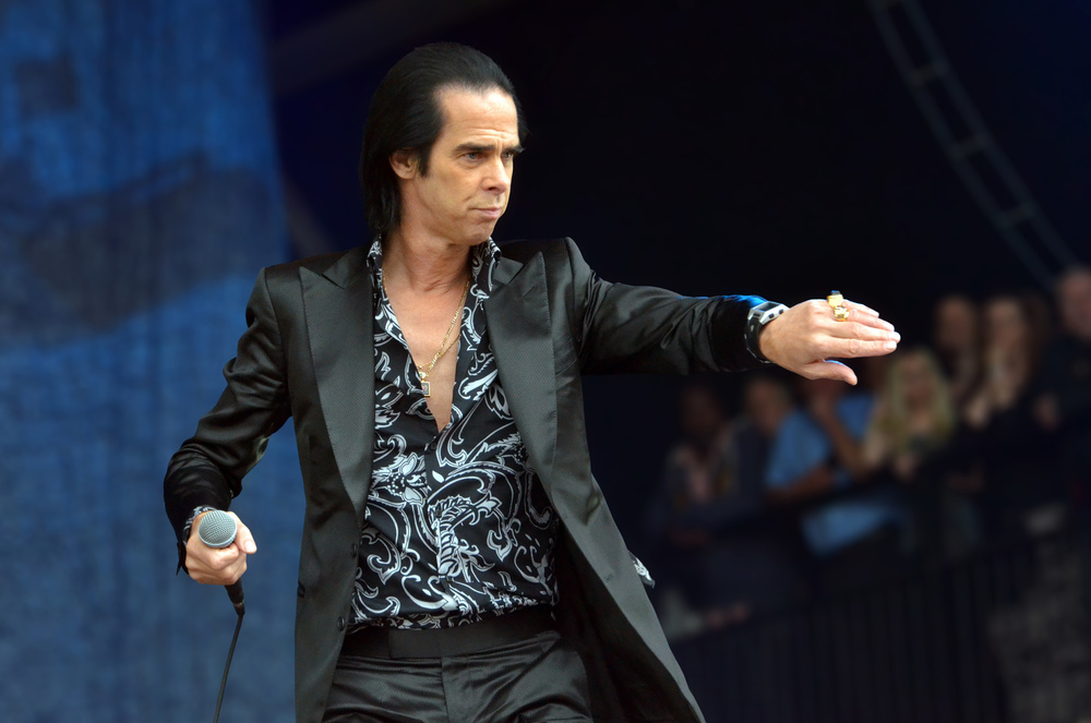 Nick Cave - Glastonbury 2013