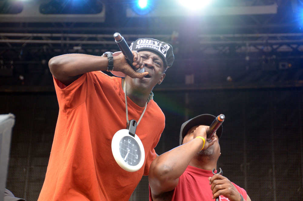 Public Enemy - Bestival 2011