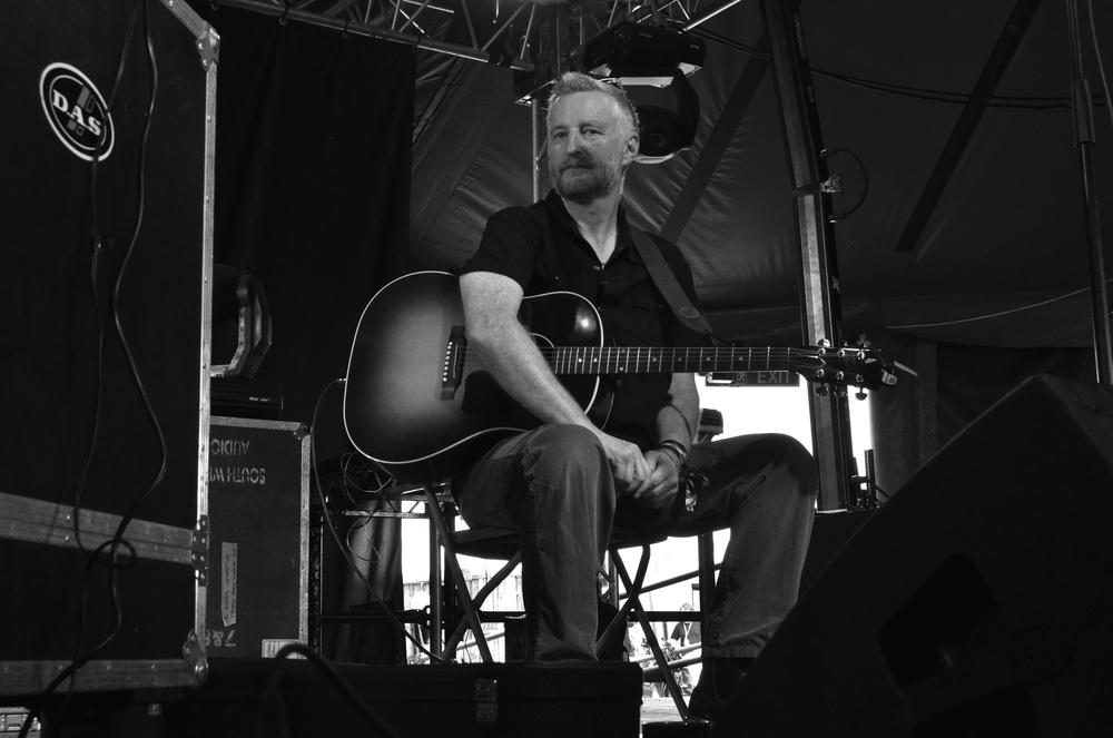 Billy Bragg - Glastonbury 2013