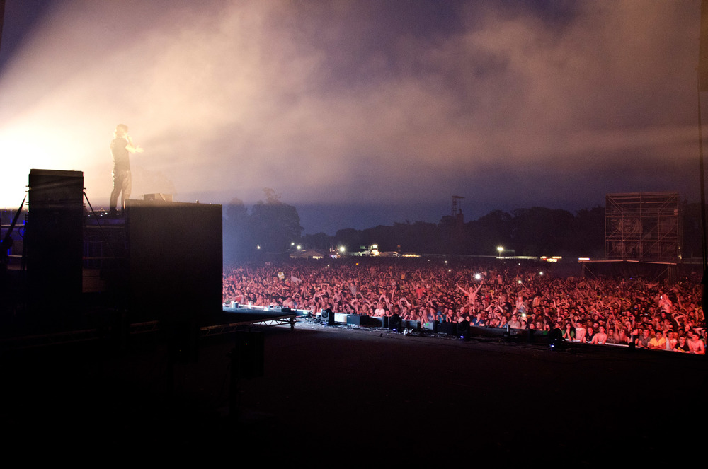 Swedish House Mafia Tour 2012