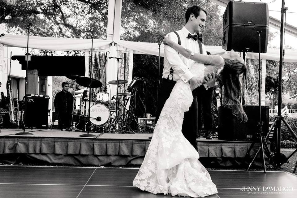 Megan & Matt Wedding | Photo By  Jenny DeMarco Photography