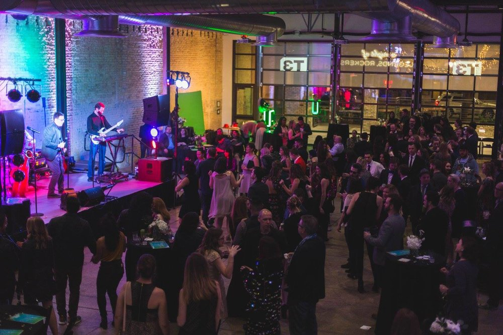 Uptown Drive Interactive- T3 Corporate Party (1)