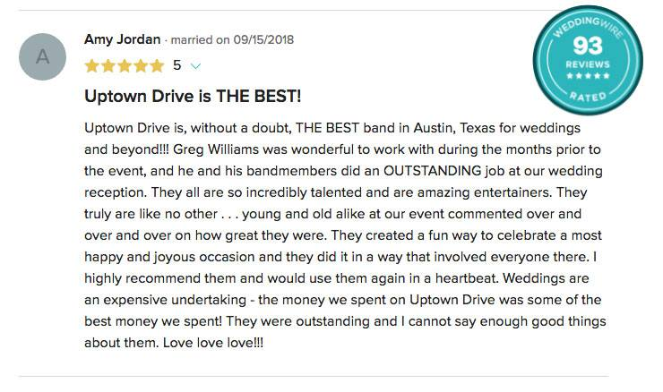 Uptown Drive-Greg Williams Entertainment- Austin Wedding Band-Local Bands For Hire.jpg