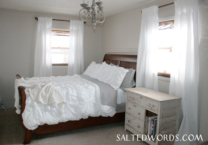 Tracy's Bedroom Makeover — Salted Words