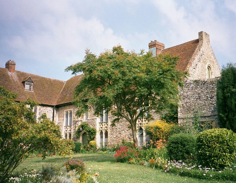 Minster Abbey, Thanet