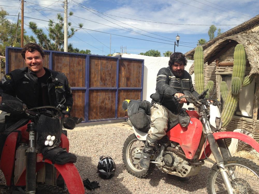 Andy Moto Tour