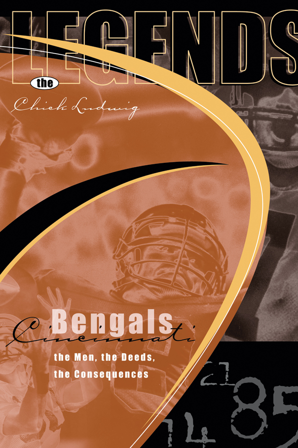 The Legends: Cincinnati Bengals