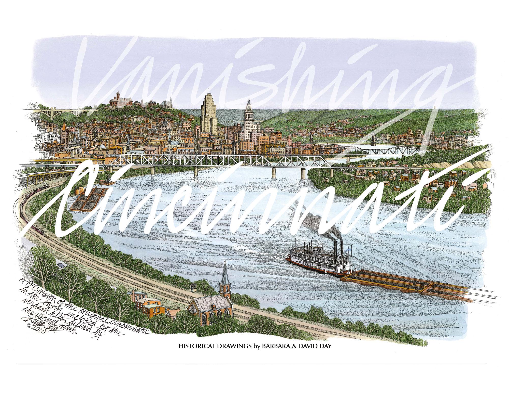 David and Barbara Day's book, Vanishing Cincinnati