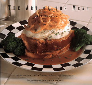 While not an anniversary book, The Art of the Meal leveraged Cameron Mitchell's unique story and was sold in all of his restaurants. It sold through three print runs.