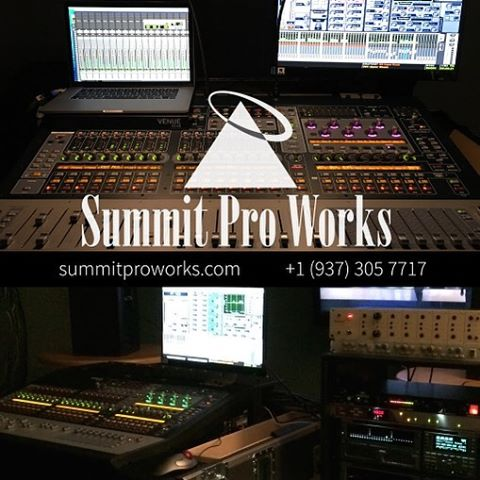 """I only use Summit Pro Works for all my mobile recording needs. Their professionalism and knowledge of capturing a live event is the best."" Rick May / Producer"