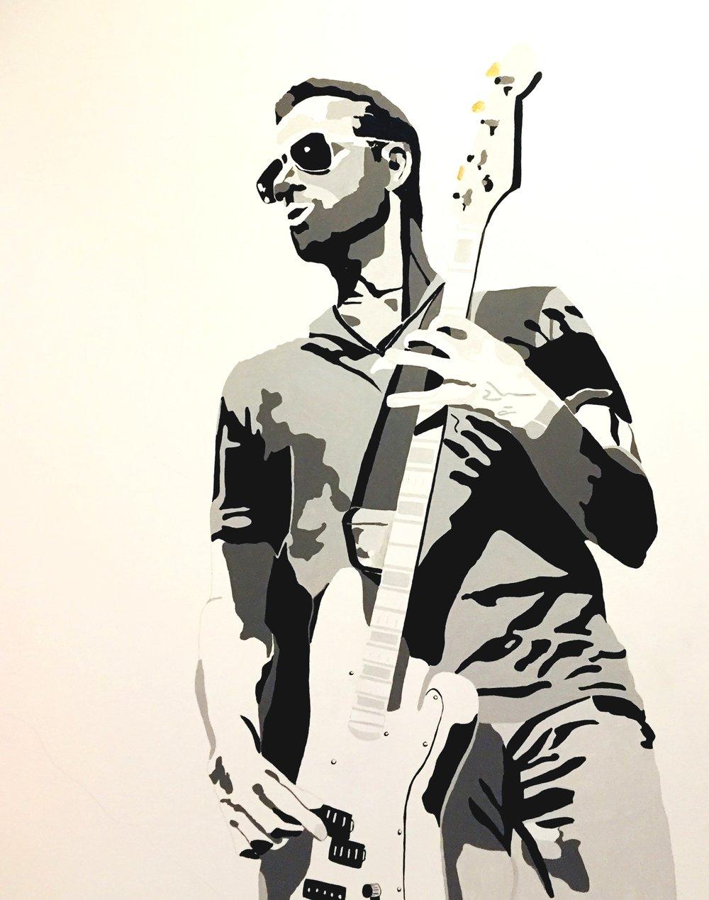 Robert Deleo - 30 x 40 Acrylic on Canvas 2018