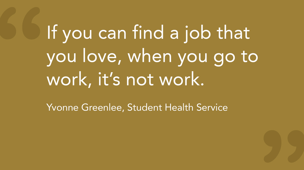 Find A Job You Love Quote Beauteous People Wake Forest University Careers