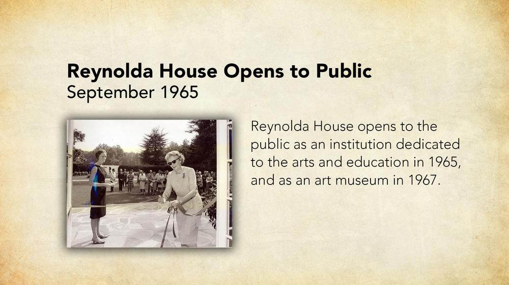 1965 - Reynolda House Opens to Public.jpg