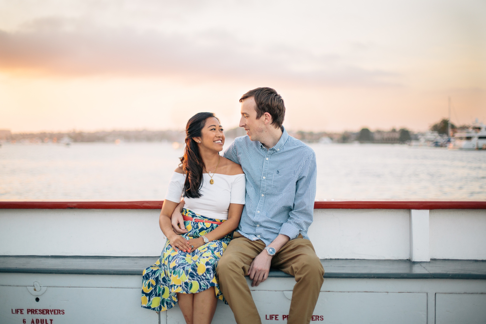 Newport Beach Balboa Fun Zone Engagement Krizia and Ben-13.jpg