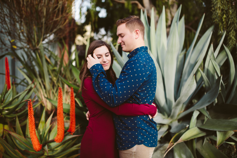 Los Angeles Venice Canals Engagement Amanda Christian-5.jpg