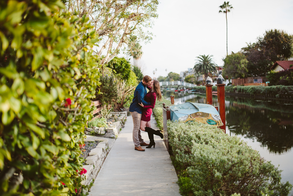 Los Angeles Venice Canals Engagement Amanda Christian-6.jpg