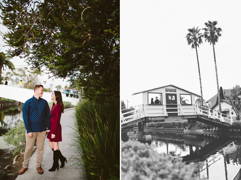 Los Angeles Venice Canals Engagement Amanda Christian.jpg