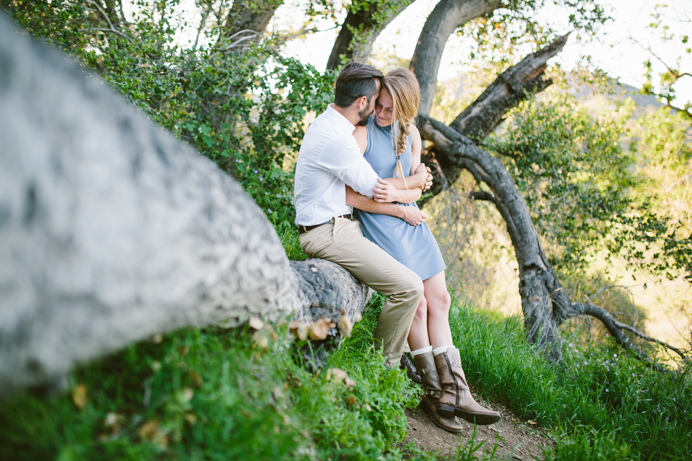 Malibu Wilderness Park Engagement Darby and Keith-11.jpg