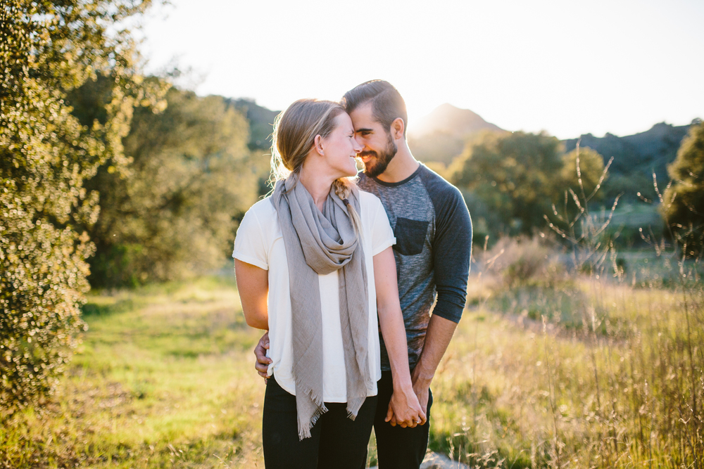 Malibu Wilderness Park Engagement Darby and Keith-17.jpg
