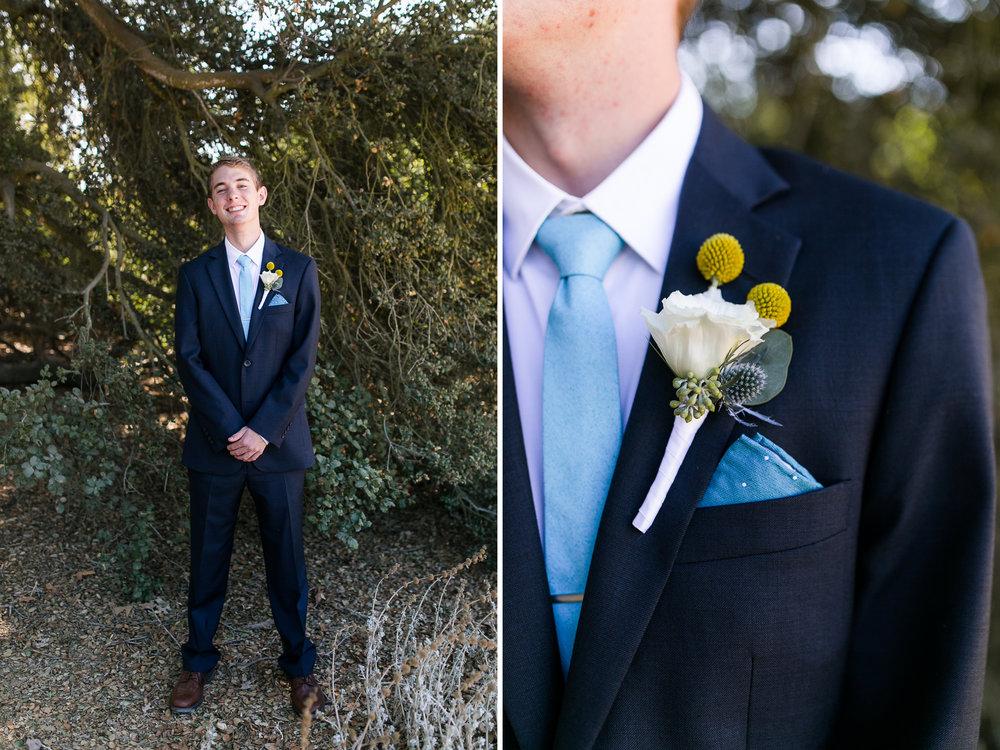 Intimate Backyard Garden Wedding Orange County CA-4.jpg