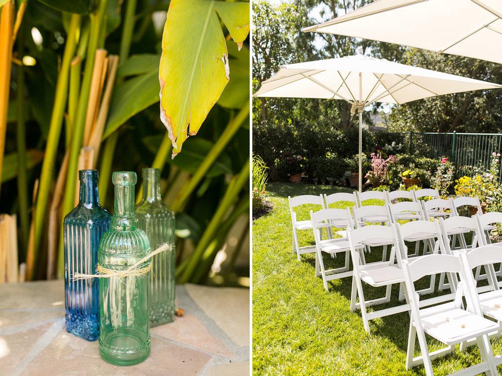 Intimate Backyard Garden Wedding Orange County CA-8.jpg