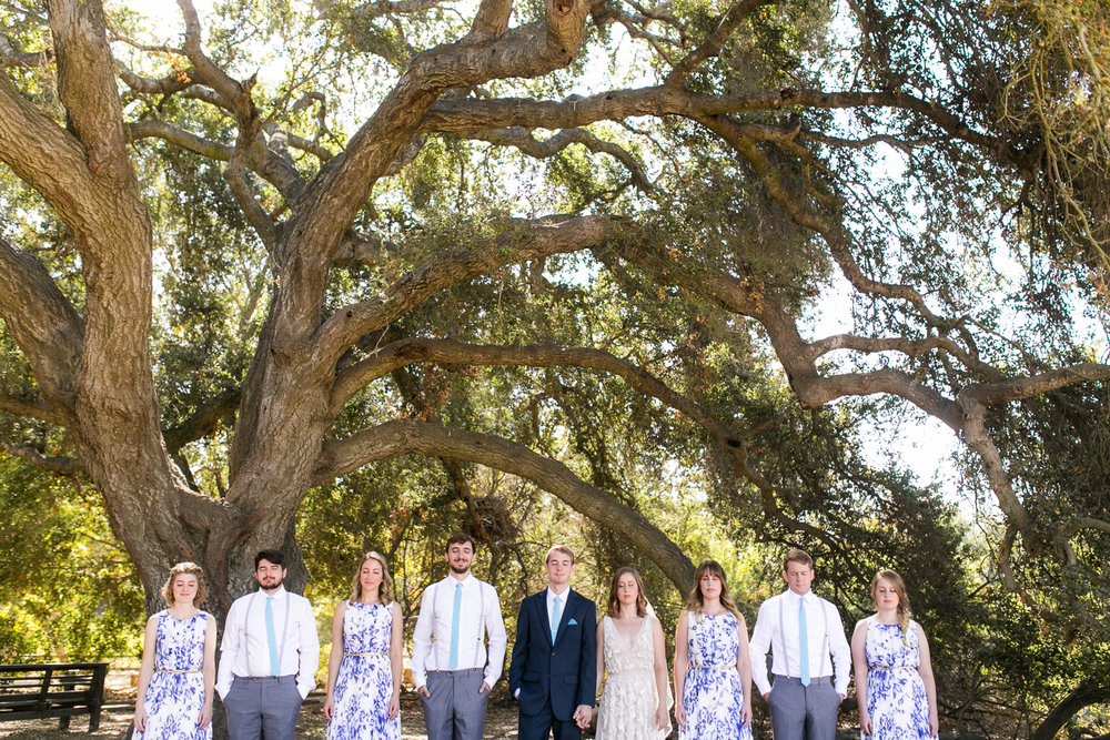 Intimate Backyard Garden Wedding Orange County CA-22.jpg