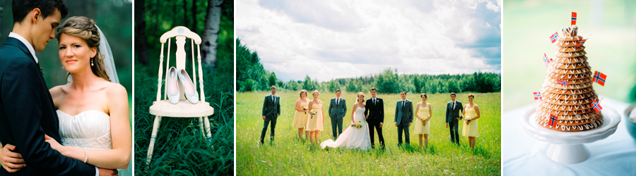 Edmonton Film Wedding Photographers