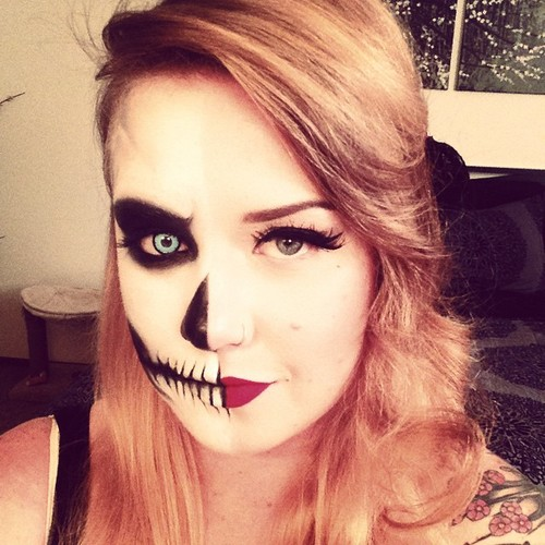 Halloween & SFX — Charity\'s Makeup Artistry
