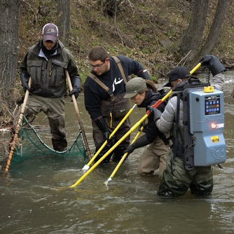 Electrofishing Recertification -