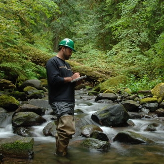 Fish Habitat Assessment - Level One -