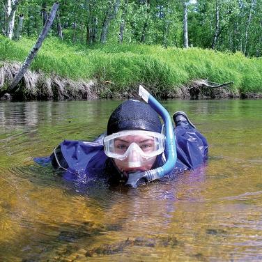 Snorkel Survey Techniques -